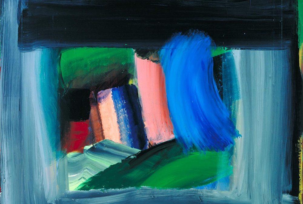 Howard Hodgkin: el más allá de la pintura