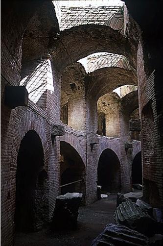 El Anfiteatro de Puzzuoli