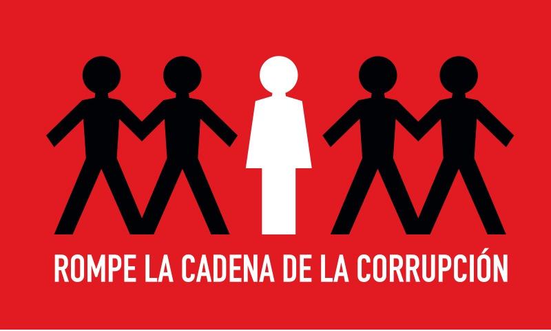 «Gracias» por ser corruptos