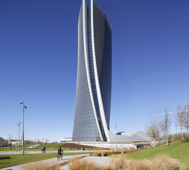La arquitectura como arte de la delimitación
