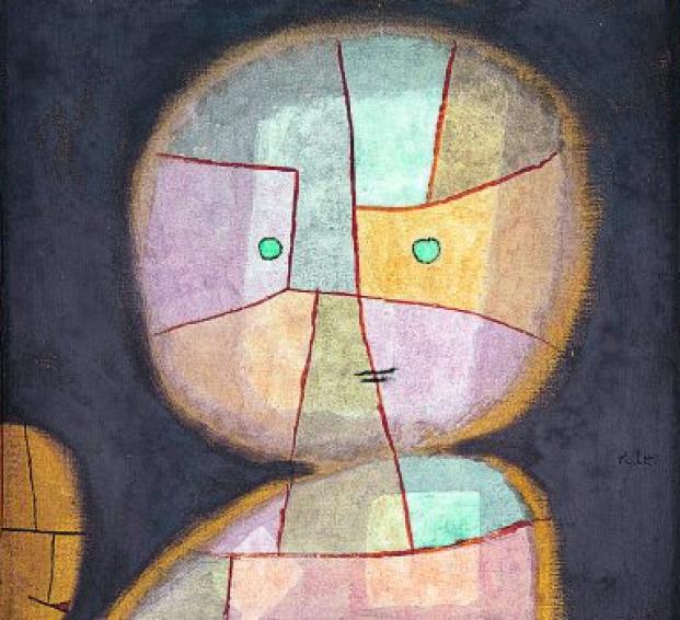 El elemento temporal en el arte de Klee